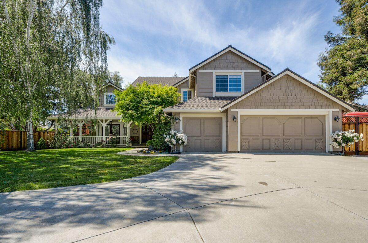 2020 Martin Ave Pleasanton Home